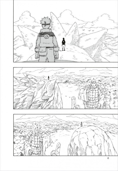 Page 6 Naruto tome 8 - version collector