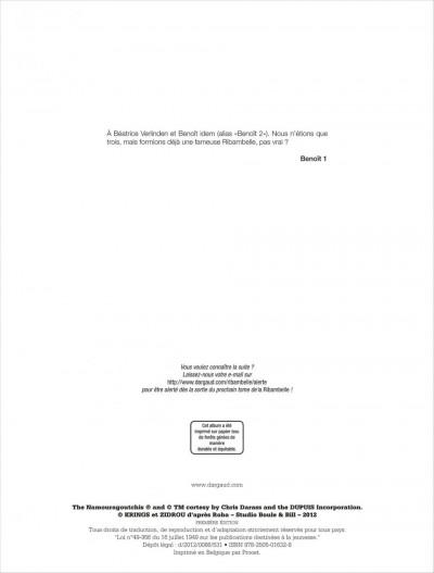 Page 1 la ribambelle tome 2 - au Japon