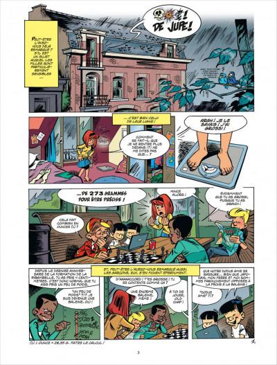 Page 2 la ribambelle tome 2 - au Japon