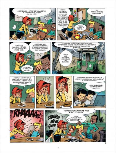 Page 3 la ribambelle tome 2 - au Japon