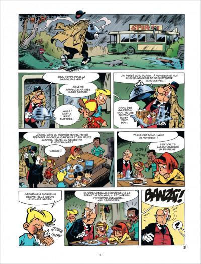 Page 4 la ribambelle tome 2 - au Japon