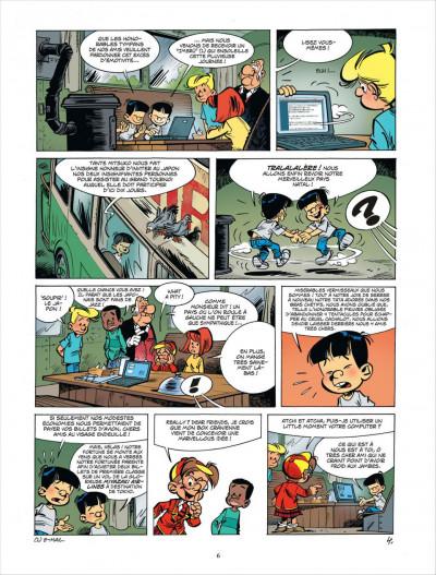 Page 5 la ribambelle tome 2 - au Japon