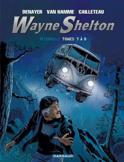 image de Wayne Shelton - intégrale tome 3 - tome 7 à tome 9
