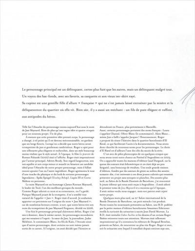 Page 3 Jazz Maynard - intégrale tome 1 à tome 3