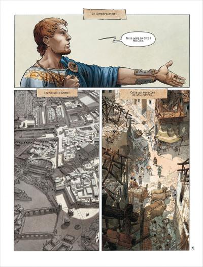Page 3 Murena tome 9