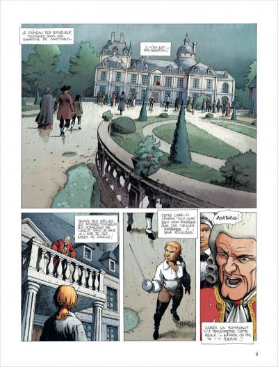 Page 2 le sang des Porphyre tome 6 - crépuscule
