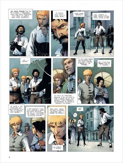 Page 3 le sang des Porphyre tome 6 - crépuscule