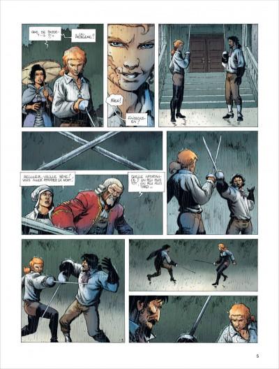 Page 4 le sang des Porphyre tome 6 - crépuscule