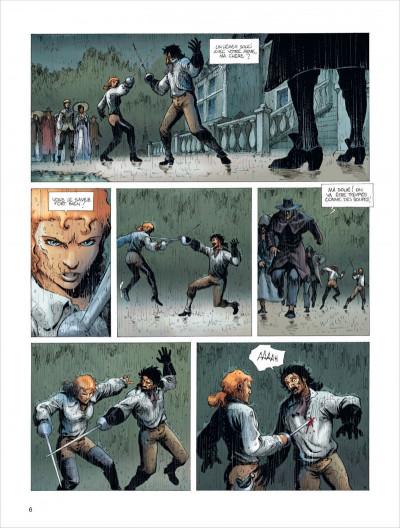 Page 5 le sang des Porphyre tome 6 - crépuscule