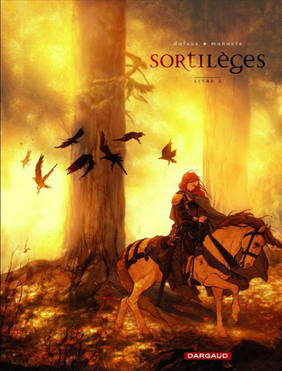 Couverture Sortilèges tome 2 - cycle 1 livre 2