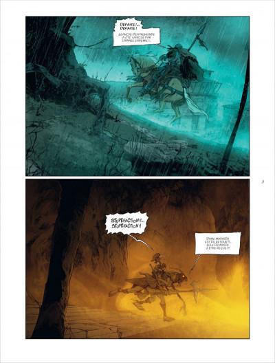 Page 2 Sortilèges tome 2 - cycle 1 livre 2