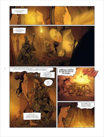Page 3 Sortilèges tome 2 - cycle 1 livre 2