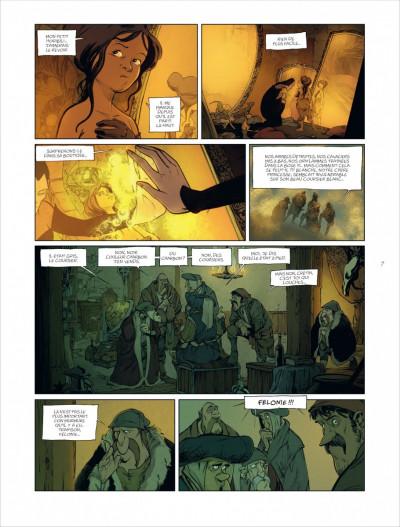 Page 6 Sortilèges tome 2 - cycle 1 livre 2