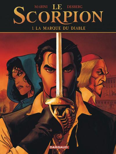 image de Le Scorpion tome 1 - La marque du diable