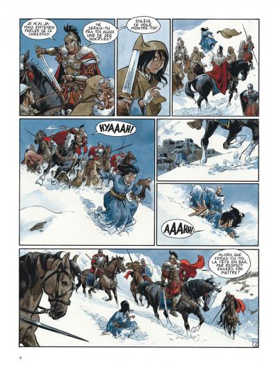 Page 4 Le scorpion tome 3