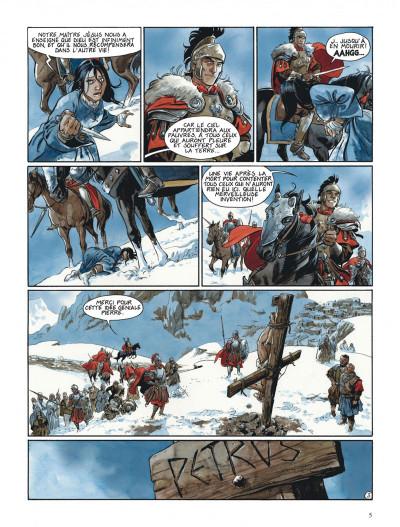 Page 5 Le scorpion tome 3