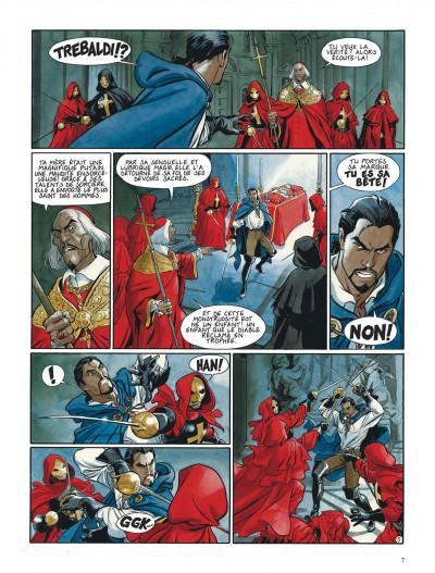 Page 7 Le scorpion tome 3