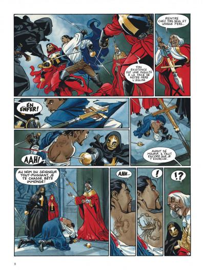 Page 8 Le scorpion tome 3