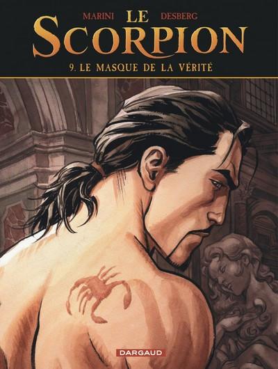 image de le Scorpion tome 9 - le masque de la vérité