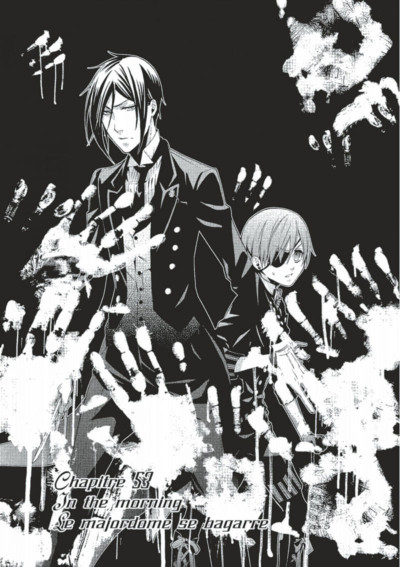 Page 3 Black butler tome 12