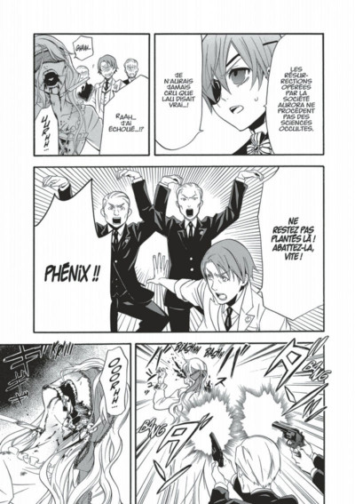 Page 5 Black butler tome 12