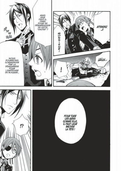 Page 7 Black butler tome 12