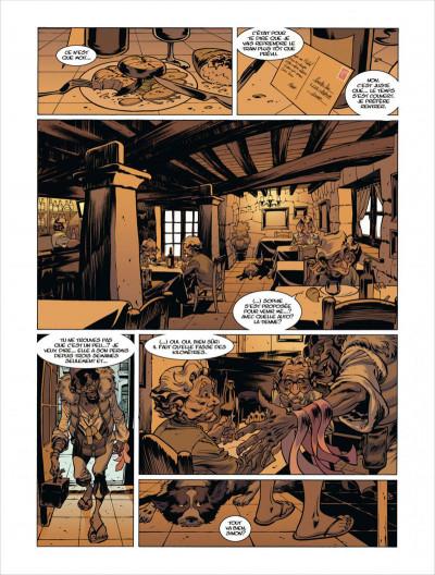 Page 6 Pendant que le roi de prusse faisait la guerre, qui donc lui reprisait ses chaussettes ?