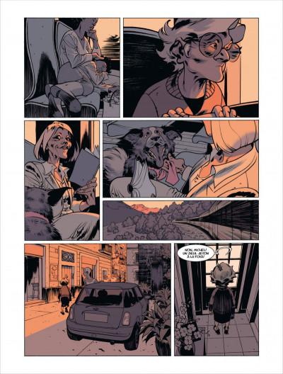 Page 7 Pendant que le roi de prusse faisait la guerre, qui donc lui reprisait ses chaussettes ?