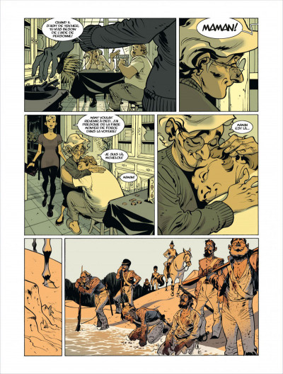 Page 8 Pendant que le roi de prusse faisait la guerre, qui donc lui reprisait ses chaussettes ?