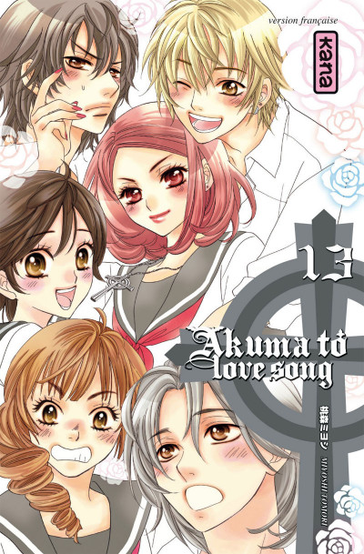 Couverture Akuma to Love Song tome 13