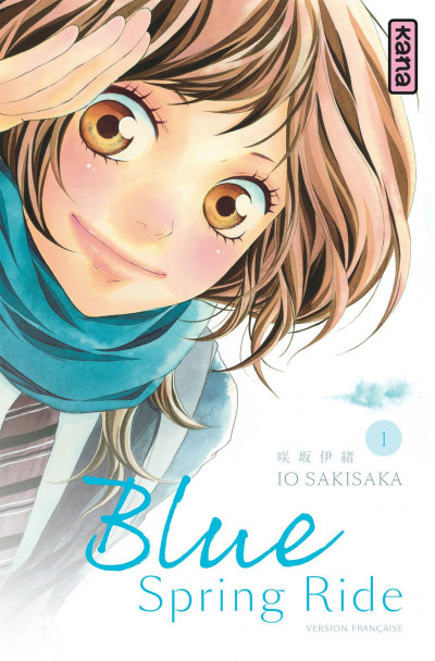 Couverture blue spring ride tome 1
