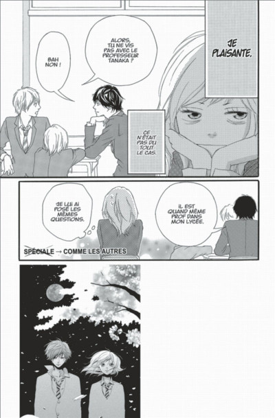 Page 7 blue spring ride tome 2