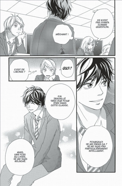 Page 9 blue spring ride tome 2