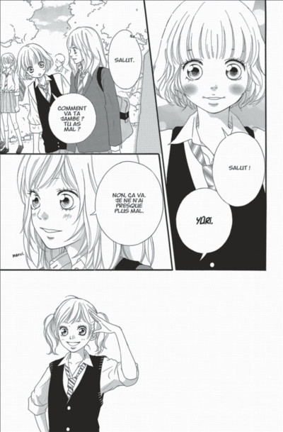 Page 7 blue spring ride tome 3