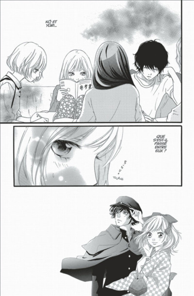 Page 5 Blue Spring Ride tome 4