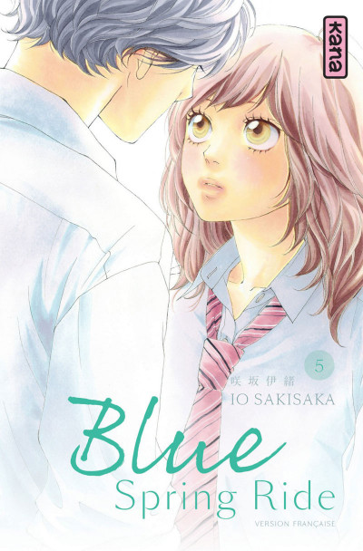 Couverture blue spring ride tome 5