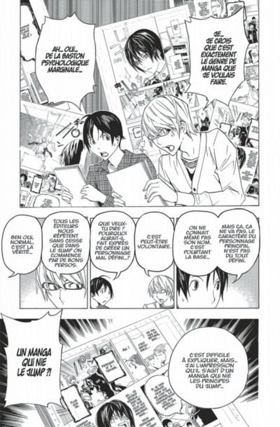 Page 9 Bakuman tome 14
