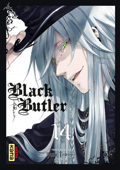 Couverture black butler tome 14