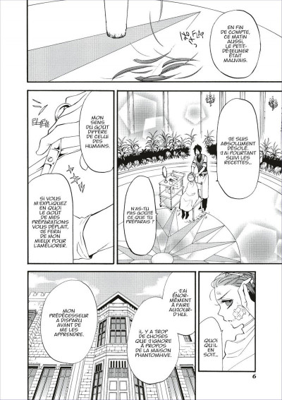 Page 6 black butler tome 14
