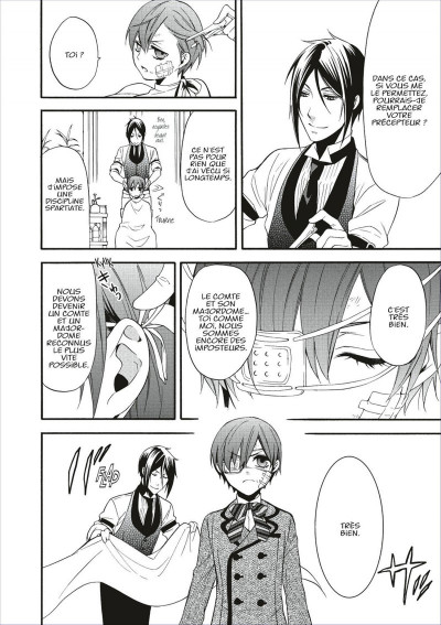 Page 8 black butler tome 14