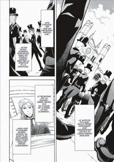 Page 4 Black Butler tome 15