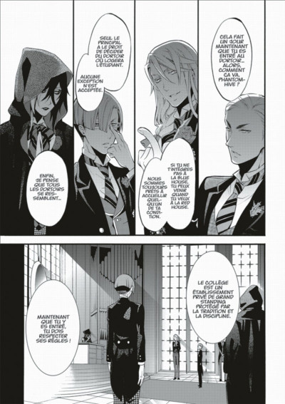 Page 7 Black Butler tome 15