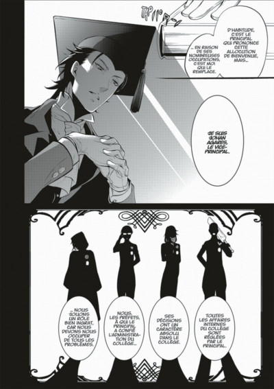 Page 8 Black Butler tome 15