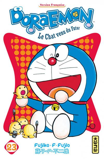 Couverture Doraemon tome 23