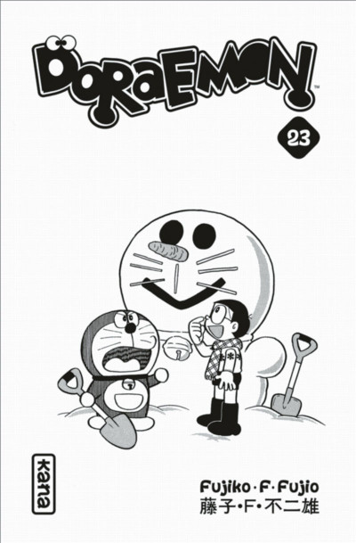 Page 3 Doraemon tome 23