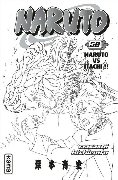 Page 3 Naruto tome 58