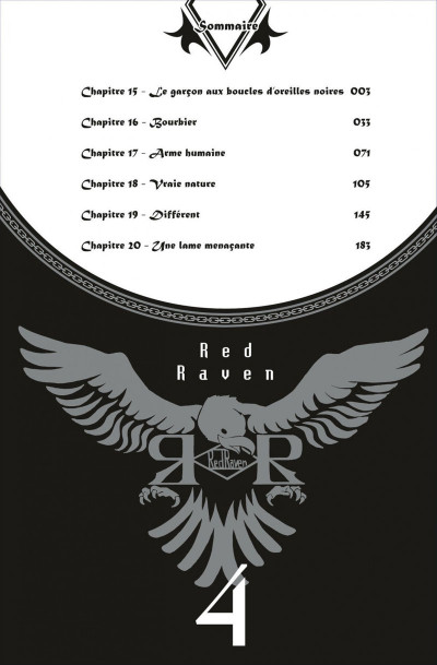 Page 2 Red raven tome 4