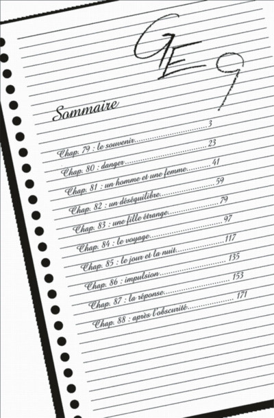 Page 2 GE-good ending tome 9