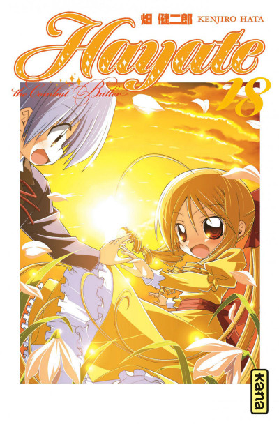 Couverture Hayate the combat butler tome 18