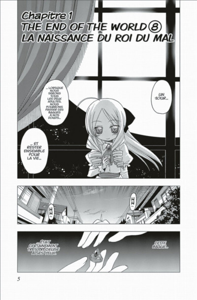 Page 5 Hayate the combat butler tome 18